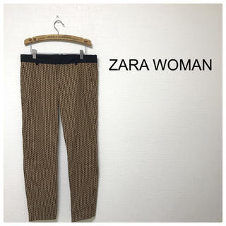 ザラ(ZARA)の140★ZARA WOMAN カジュアルパンツ ストレート(カジュアルパンツ)