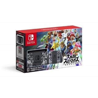 ニンテンドースイッチ(Nintendo Switch)の大乱闘スマッシュブラザーズ スイッチ 即購入のみコメいらん(家庭用ゲームソフト)