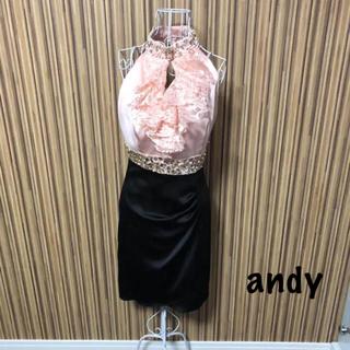 andy ドレス(ミニドレス)