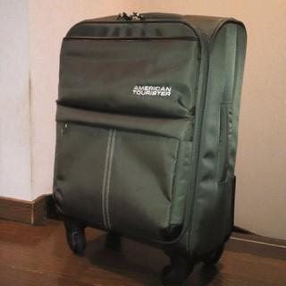 アメリカンツーリスター(American Touristor)のアメリカンツーリスター 機内持込 ソフトキャリー スーツケース(スーツケース/キャリーバッグ)