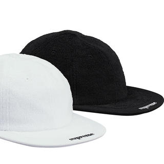 シュプリーム(Supreme)のSupreme18ss Terry Visor Logo 6-Panel Cap(キャップ)