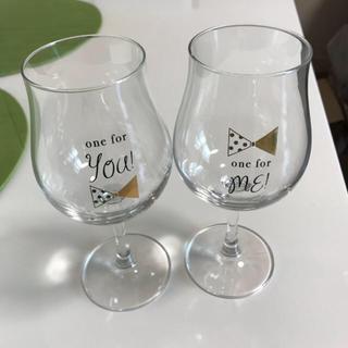 ペアワイングラス(グラス/カップ)