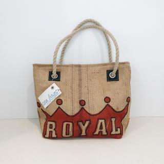 ロンハーマン(Ron Herman)のSea bags インポート バッグ 新品未使用(かごバッグ/ストローバッグ)