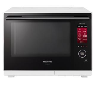 パナソニック(Panasonic)の新品 スチームオーブンレンジ 30L 3つ星ビストロ NE-BS1500-W(電子レンジ)