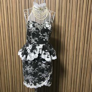 高級ドレス(ミニドレス)
