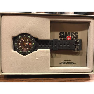 スイスミリタリー(SWISS MILITARY)のSwiss Army ミリタリー 腕時計 メンズ(腕時計(アナログ))