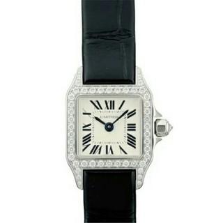 カルティエ(Cartier)のカルティエ サントス ドゥモワゼル ミニ WF902005(腕時計)