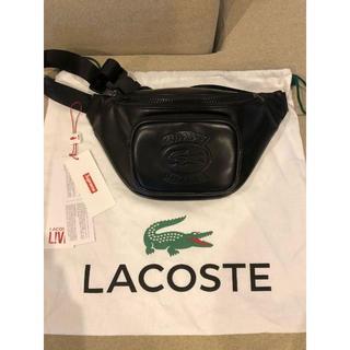 supreme lacoste waist bag シュプリーム ラコステ(ショルダーバッグ)