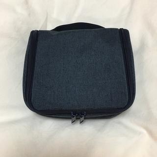 ムジルシリョウヒン(MUJI (無印良品))の無印良品 吊して使える洗面用具ケース ポーチ(旅行用品)
