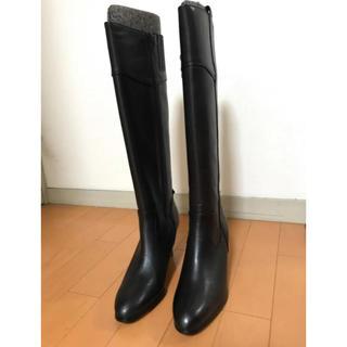 インディヴィ(INDIVI)のロングブーツ(ブーツ)