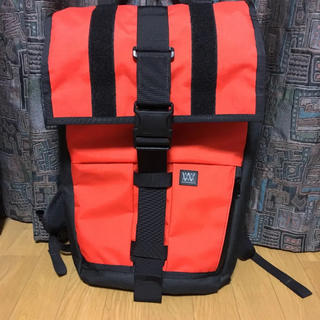 MISSION WORKSHOP The Rambler Orange(バッグパック/リュック)