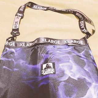 エクストララージ(XLARGE)のXLARGEバッグ(ショルダーバッグ)