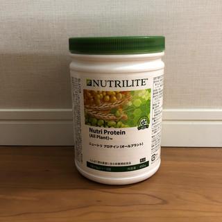 アムウェイ(Amway)のAmway NUTRILITE プロテイン オールプラント(プロテイン)