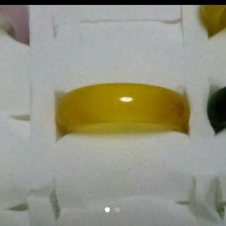 瑪瑙 指輪 13.5号 ②下3 天然石 メノウ(リング(指輪))