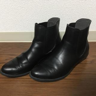ジーナシス(JEANASIS)のJEANASIS ザイドゴアブーツ(ブーツ)