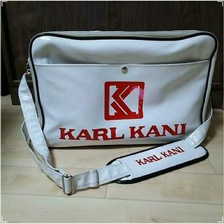 カールカナイ(Karl Kani)のKARL KANAI カールカナイ エナメルバッグ スポーツ(ショルダーバッグ)