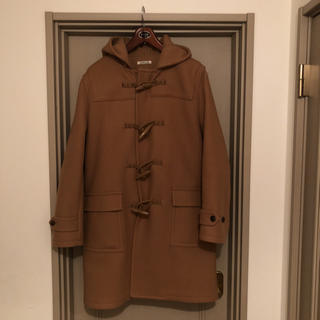 BEAUTY&YOUTH UNITED ARROWS - AURALEE ヘビーメルトン ダッフルコート size5