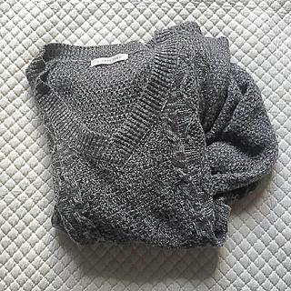 ローリーズファーム(LOWRYS FARM)のLOWRY'S FARM;【美品】セーター Size M(ニット/セーター)