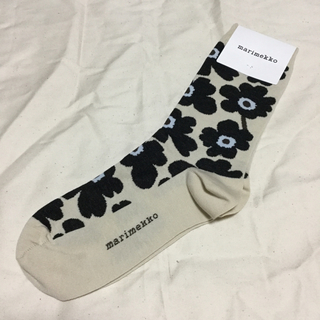 マリメッコ(marimekko)のマリメッコ靴下(ソックス)