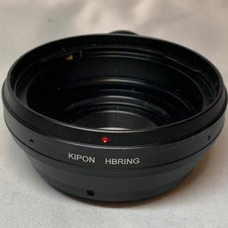Nikon - KIPON HB-NIK マウントアダプター  レンズ側 ハッセルブラッド