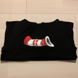 シュプリーム(Supreme)のSupreme Cat in the Hat Hooded Sweatshirt(パーカー)
