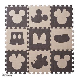 ディズニー(Disney)のジョイントマット 9枚セット(フロアマット)