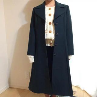 vintage ロングコート 古着コート ヴィンテージ  コート(ロングコート)