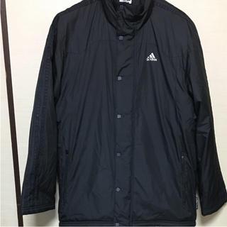 アディダス(adidas)の冬 コート ジャンパー アディダス 厚手(ナイロンジャケット)