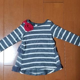 サニーランドスケープ(SunnyLandscape)のアプレレクール バックチュールトップス90(Tシャツ/カットソー)