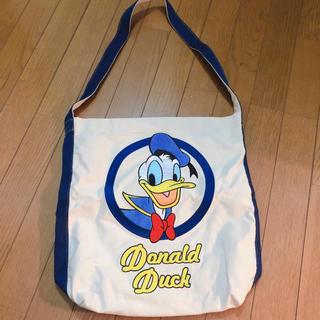 ディズニー(Disney)の【新品未使用】キディランド×Disneyドナルド♥トートバッグ(トートバッグ)