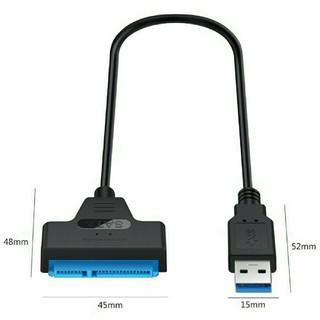 未使用 USB 3.0 SATA3.0 変換ケーブル SSD HDD用 (PCパーツ)