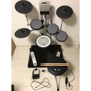 ローランド(Roland)のRoland HD-3 電子ドラム/ドラムスツール、スティック付き(電子ドラム)