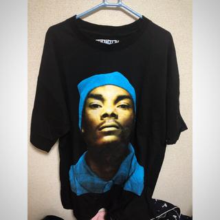 サンベットモン(saintvêtement (saintv・tement))のVETEMENTS Snoop Dogg Tシャツ(Tシャツ/カットソー(半袖/袖なし))