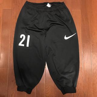 ナイキ(NIKE)の鹿島アントラーズ 曽ヶ端準選手着用GK用トレーニングパンツ(ウェア)