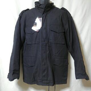 ロスコ(ROTHCO)のロスコ ROTHCO M65 フィールドコート JKT ブラック ミリタリー(ミリタリージャケット)