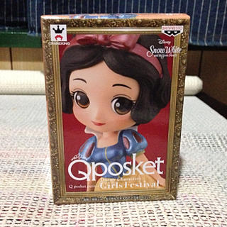 ディズニー(Disney)のディズニー【Qposket petit/白雪姫/パールカラー】(アメコミ)