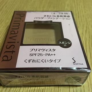 プリマヴィスタ(Primavista)のプリマヴィスタ  きれいな素肌質感 パウダーファンデーション(フェイスパウダー)