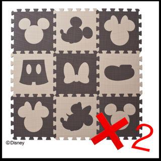 ディズニー(Disney)のジョイントマット(フロアマット)