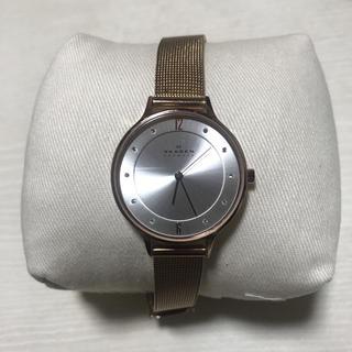スカーゲン(SKAGEN)の年末まで!SKAGEN(ゴールド)♡腕時計(腕時計)