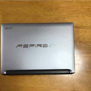 エイサー(Acer)のAcer Aspire one D260-N51B/S(ノートPC)