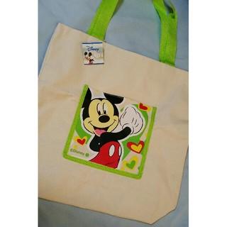 ディズニー(Disney)のミッキー ディズニー バッグ 大きい ビッグ(トートバッグ)