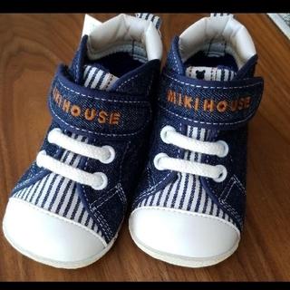 ミキハウス(mikihouse)のミキハウス スニーカー ファーストシューズ 新品 13 靴(スニーカー)