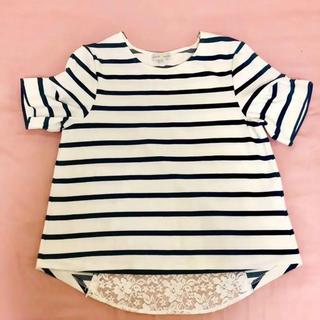ジーユー(GU)の21日までザラかわいいのT シャツ 美品 !(Tシャツ(半袖/袖なし))