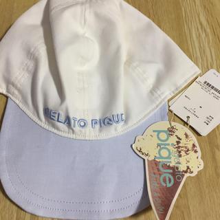 gelato pique - ☆新品未使用.ジェラートピケ.帽子☆