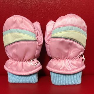 よっしぃ☆様♡3〜4歳女の子向け☆防水ミトン手袋(手袋)