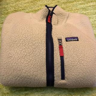 パタゴニア(patagonia)のパタゴニア メンズ レトロ パイル ジャケット Lサイズ 新品(ブルゾン)