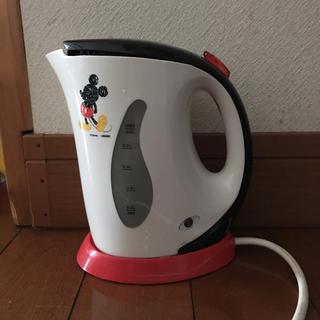 ディズニー(Disney)のミッキー電気ポット(電気ポット)