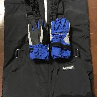 チップさま用 スキーウェア (ズボン、手袋)(手袋)