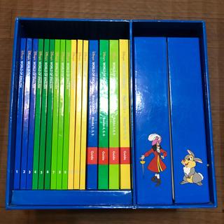 ディズニー(Disney)のDWE ディズニー英語システム BASIC ABCs+絵本 宝箱(知育玩具)
