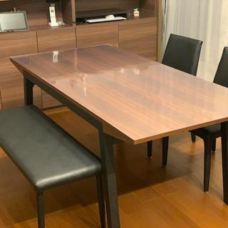 ACTUS - ダイニングテーブル 6人がけ 180cm アクタス 大塚家具 unico イケア